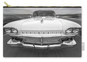1958 Oldsmobile Rocket 88 Head On Carry-all Pouch