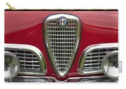 1959 Alfa Romeo Giulietta Sprint Grille Carry-all Pouch