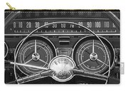 1959 Buick Lasabre Steering Wheel Carry-all Pouch by Jill Reger