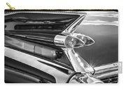 1959 Cadillac Eldorado Taillight -097bw Carry-all Pouch