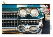 1959 Cadillac Sedan Deville Series 62 Grill Carry-all Pouch
