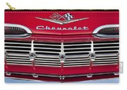 1959 Chevrolet Grille Ornament Carry-all Pouch by Jill Reger
