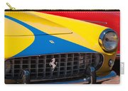1959 Ferrari 250 Gt Coupe Grille Emblems Carry-all Pouch
