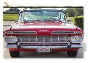 1959 Impala Hardtop Sport Coupe Carry-all Pouch