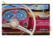 1959 Mercedes-benz 190 Sl Steering Wheel Carry-all Pouch