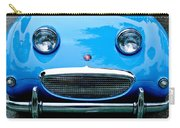 1960 Austin-healey Sprite Carry-all Pouch by Jill Reger