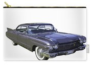 1960 Cadillac - Classic Luxury Car Carry-all Pouch