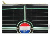 1960 Chrysler 300f Convertible Grille Emblem Carry-all Pouch