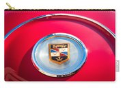 1960 Chrysler Imperial Crown Convertible Emblem Carry-all Pouch