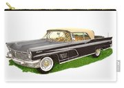 1960 Continental Convertible Carry-all Pouch