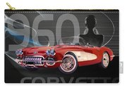 1960 Corvette Carry-all Pouch