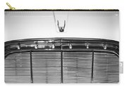 1960 Desoto Fireflite Two-door Hardtop Grille Emblem -0931bw Carry-all Pouch