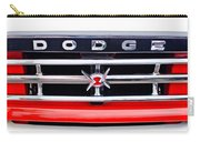 1960 Dodge Truck Grille Emblem Carry-all Pouch