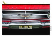 1960 Red Chevy Carry-all Pouch