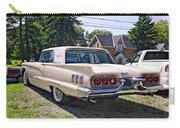 1960 Thunderbird 2 Carry-all Pouch