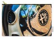 1961 Alfa Romeo Giulietta Sprint Speciale Wheel Emblem -0051c Carry-all Pouch