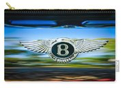 1961 Bentley S2 Continental - Flying Spur - Emblem Carry-all Pouch