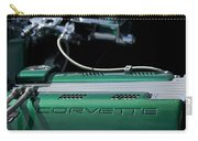 1961 Chevrolet Corvette Engine Carry-all Pouch