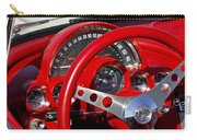 1961 Chevrolet Corvette Steering Wheel 2 Carry-all Pouch