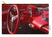 1961 Chevrolet Corvette Steering Wheel Carry-all Pouch