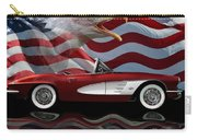 1961 Corvette Tribute Carry-all Pouch