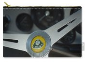 1961 Lotus Elite Series II Coupe Steering Wheel Emblem Carry-all Pouch