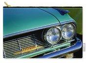 1961 Pontiac Bonneville Grille Emblem Carry-all Pouch