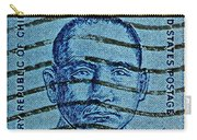 1961 Sunyat-sen China Stamp Carry-all Pouch