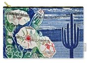 1962 Arizona Stamp Carry-all Pouch