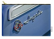 1962 Chevrolet Impala Emblem Carry-all Pouch