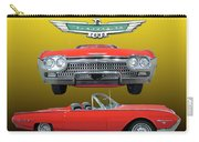 1962 Ford T-bird Sport Carry-all Pouch