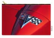 1963 Chevrolet Corvette Hood Emblem Carry-all Pouch