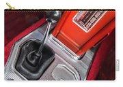 1963 Chevrolet Corvette Split Window Dash -155c Carry-all Pouch