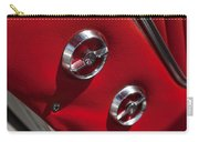 1963 Chevrolet Corvette Split Window Door Latch -292c Carry-all Pouch