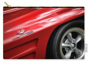 1963 Chevrolet Corvette Sting Ray Z06 Carry-all Pouch