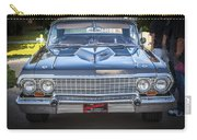 1963 Chevrolet Impala Ss 409 Carry-all Pouch