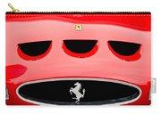 1963 Ferrari 250 Gto Grille Emblem -1753c Carry-all Pouch