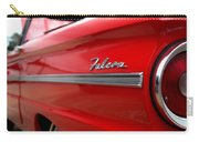 1963 Ford Falcon Name Plate Carry-all Pouch