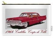 1964 Cadillac Coupe De Ville Carry-all Pouch