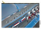 1964 Chevrolet Impala Taillights And Emblems Carry-all Pouch