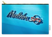 1964 Chevrolet Malibu Ss Emblem Carry-all Pouch