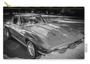 1964 Chevy Corvette Coupe Bw Carry-all Pouch