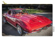 1964 Chevy Corvette Coupe  Carry-all Pouch