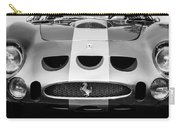 1964 Ferrari 275 Gtb-c Speciale Grille -0959bw Carry-all Pouch