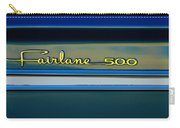 1964 Ford Fairlane 500 Emblem Carry-all Pouch