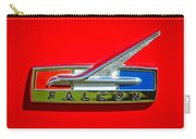 1964 Ford Falcon Emblem Carry-all Pouch