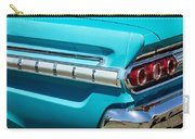 1964 Mercury Comet Taillight Emblem Carry-all Pouch
