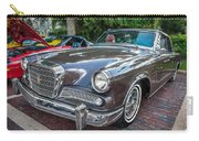1964 Studebaker Golden Hawk Gt Painted Carry-all Pouch