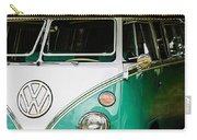 1964 Volkswagen Vw Samba 21 Window Bus Carry-all Pouch