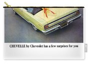 1965 Chevelle Convertible Carry-all Pouch